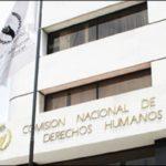 CNDH, facultada para calificar la existencia de violaciones graves a DH en materia de transparencia