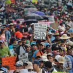 Presentan iniciativa plagiada para regular marchas en Oaxaca