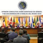 Opinión Consultiva sobre identidad de género, y no discriminación a parejas del mismo sexo