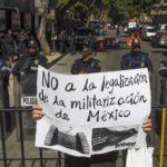 Especialistas piden a la SCJN declarar inconstitucionalidad de la Ley de Seguridad Interior