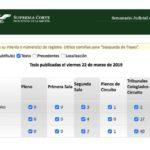Jurisprudencias y Tesis Aisladas publicadas el 22 de marzo de 2019