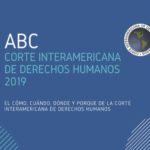 ABC de la Corte Interamericana de Derechos Humanos 2019