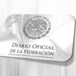 Decreto que establece la publicación electrónica del DOF