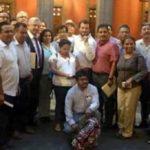 Magisterio: las fotos con el presidente | Ricardo Rojo