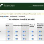 Jurisprudencias y Tesis Aisladas publicadas el 5 de julio de 2019