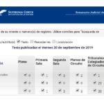 Jurisprudencias y Tesis Aisladas publicadas el 20 de septiembre de 2019