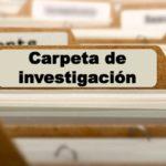 Momento en que el imputado debe acceder a los datos de la carpeta de investigación. Tesis 1a./J. 72/2019 (10a.)