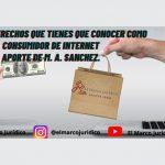 Algunos derechos que tienes que conocer como consumidor de Internet | M. A. Sánchez