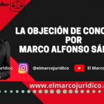 La objeción de conciencia   Marco A. Sánchez
